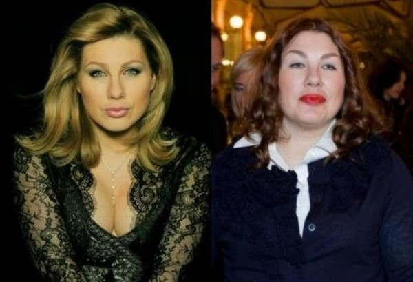 Ева Польна до и после