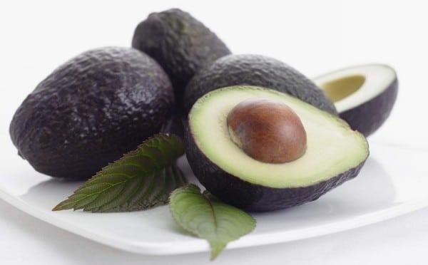 авокадо в меню
