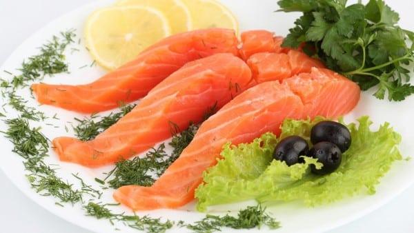 рыба в диете
