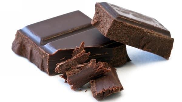 горький шоколад в диете