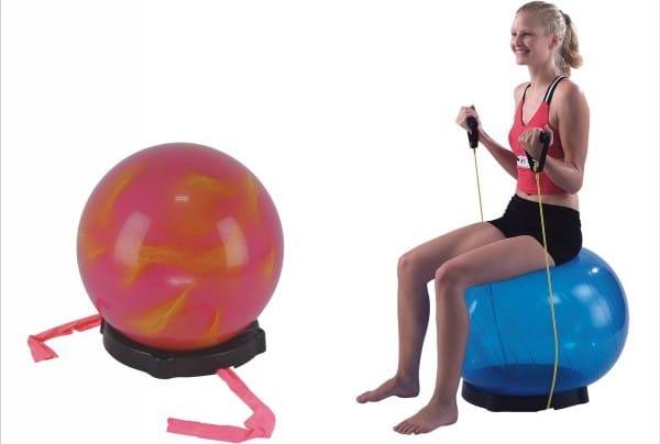 как выбирать гимнастический мяч