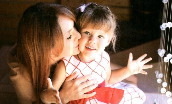 максим и дочь