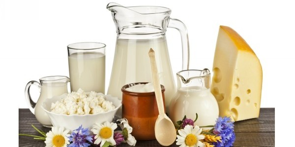 молочные жиры