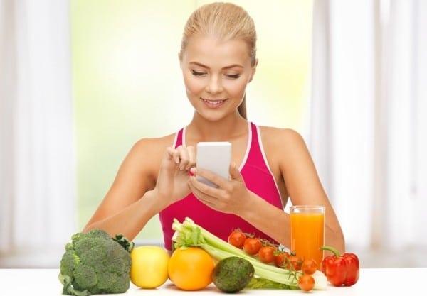 калькулятор калорий продуктов для похудения онлайн