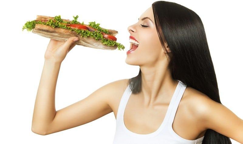 жир на животе уходит смешать соду