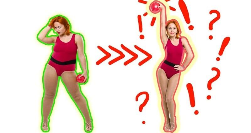 как похудеть убрать жир с ляшек
