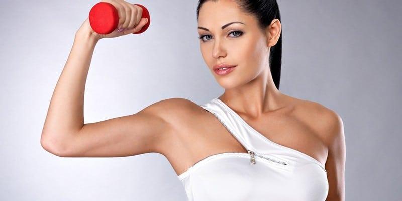 Как похудеть на руках