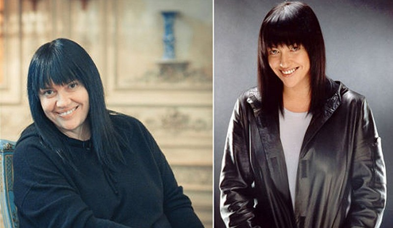 алла духова фото до и после