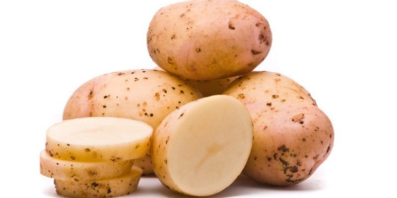 Очищение суставов отваром из картофеля