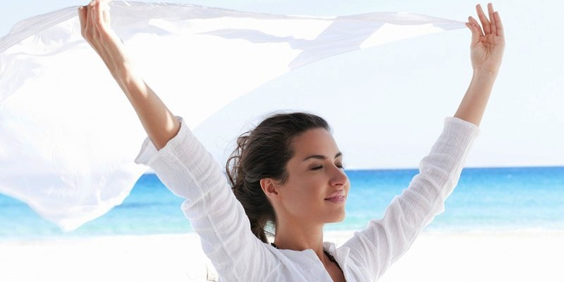 Дыхательное упражнение для похудения живота