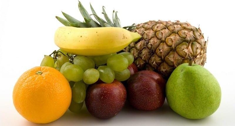 овощи, фрукты, продукты низкокалорийные