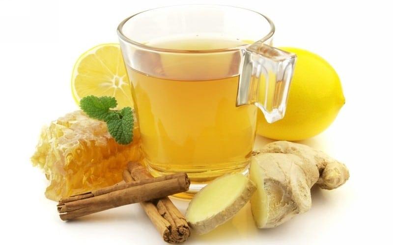 имбирный чай очищение организма