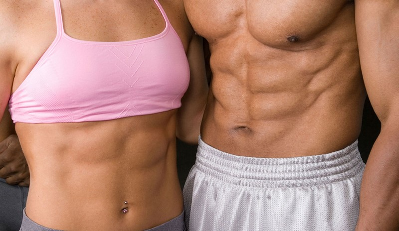 упражнения чтобы убрать жир с боков