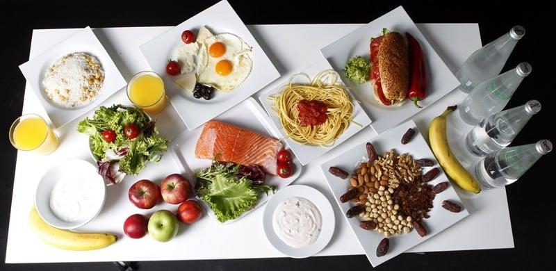 продукты для набора веса, а не жира