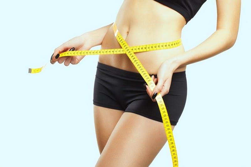 уменьшение жира на животе