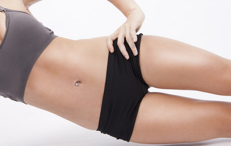 упражнения удаления жира на животе