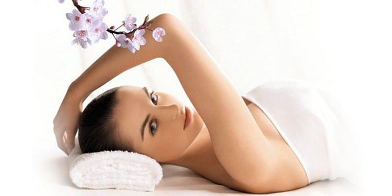массаж от жира на животе и боках