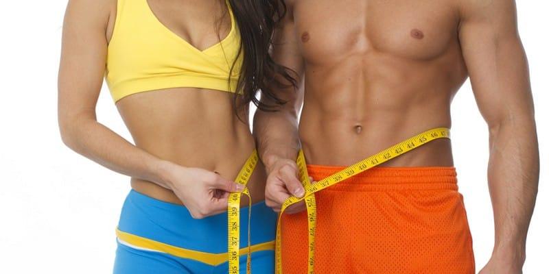как убрать живот упражнения быстро