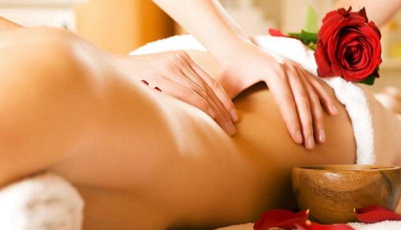 массаж для живота от жира отзывы