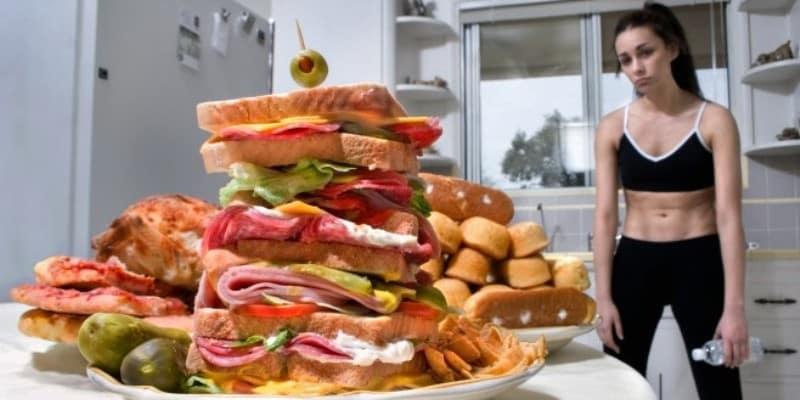 как не набрать вес после голодания