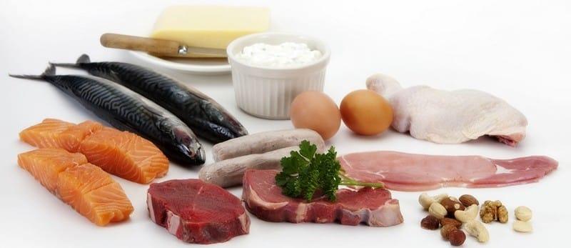 продукты для набора мышечной массы