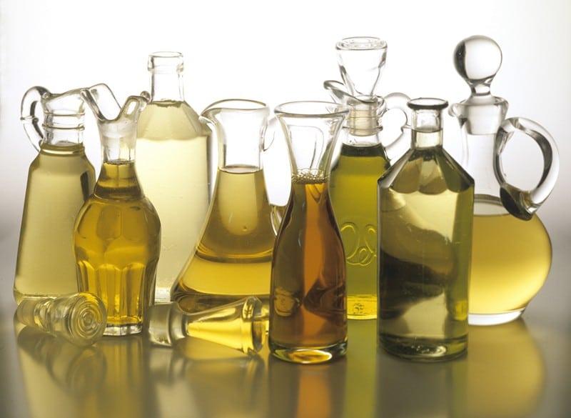 Растительные масла, содержащие полинасыщенные жиры