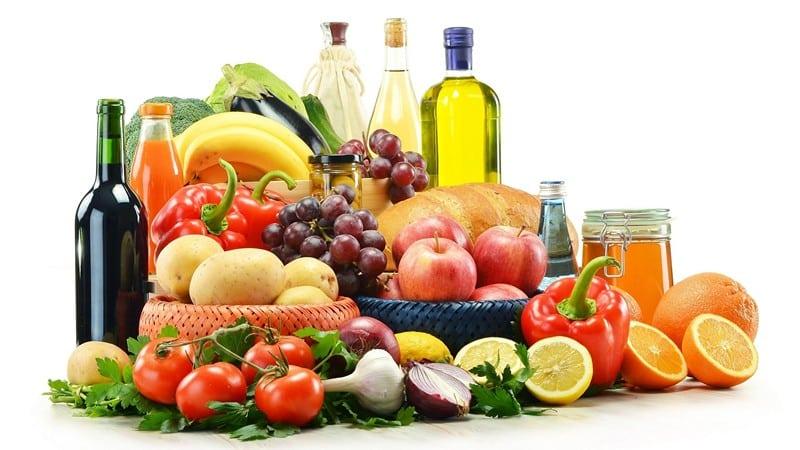 Продукты, которые содержат минимальное количество насыщенных жиров