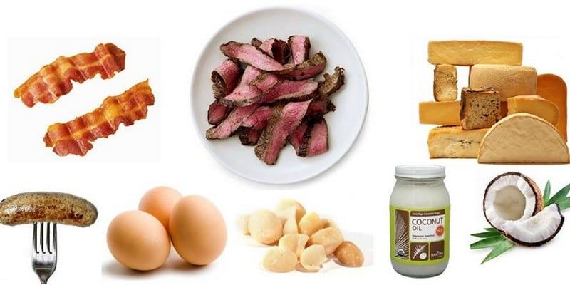 насыщенные жиры список продуктов