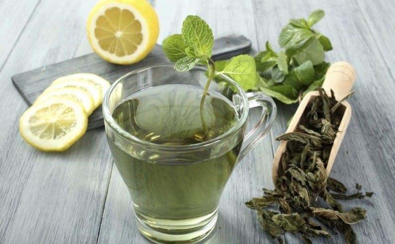зеленый чай для сжигания жира