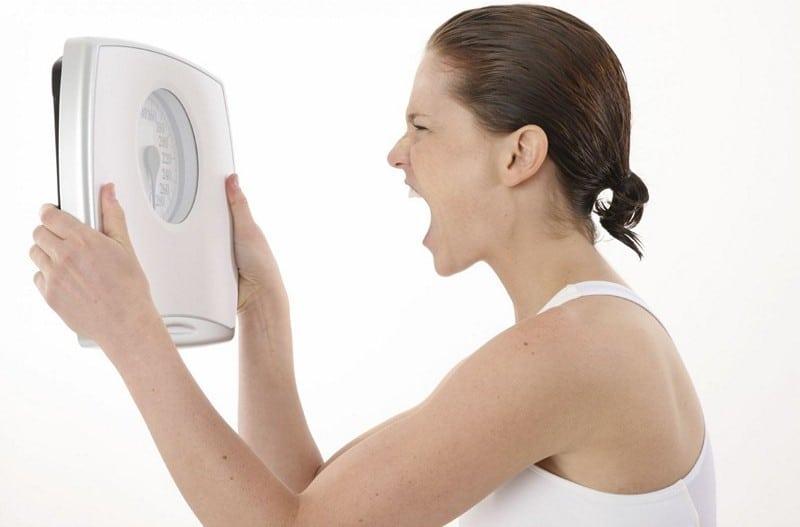 как не набрать вес после голодания и диеты