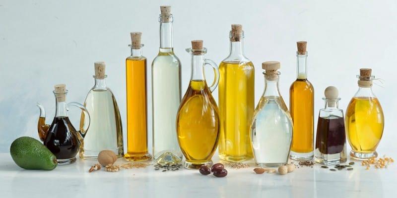 Растительные масла - источник ненасыщенных жиров
