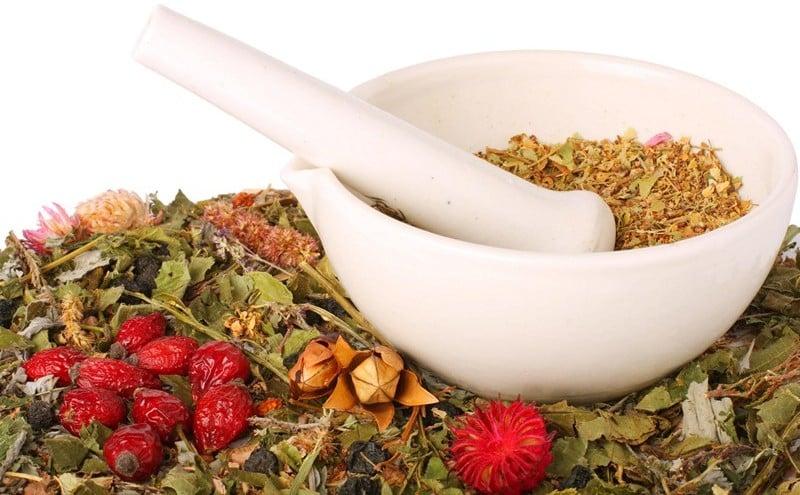 состав очищающего чая