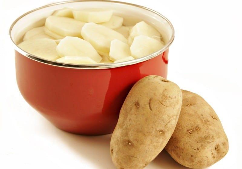 как приготовить отвар из картофеля