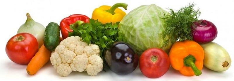 очистить кишечник овощами
