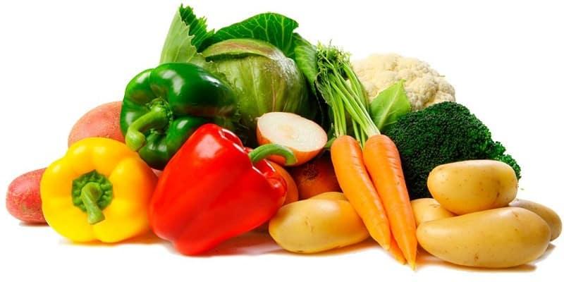 овощи, очищающие кишечник