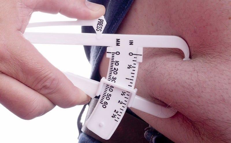 висцеральный жир на животе