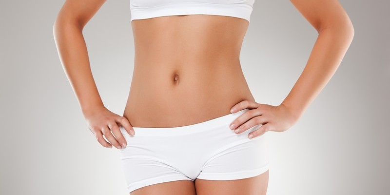 как удалить жир с бедер
