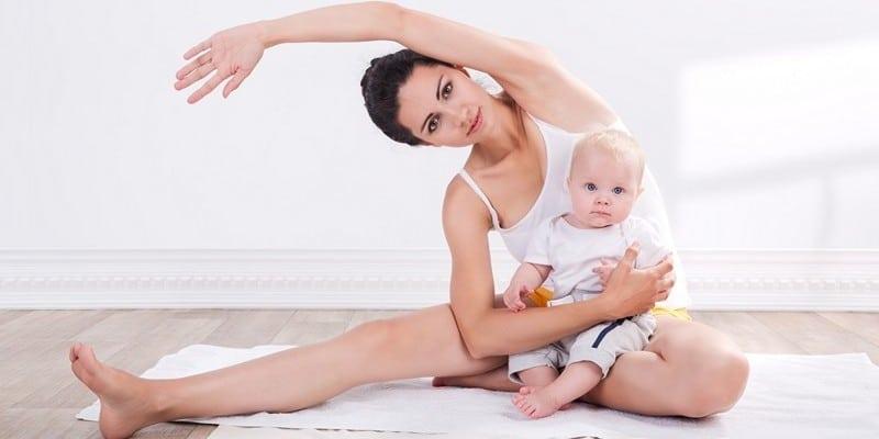как похудеть после родов форум