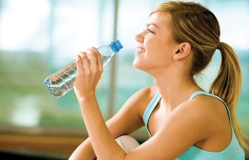 составить питание для похудения в области живота