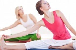 Йога для похудения живота и боков