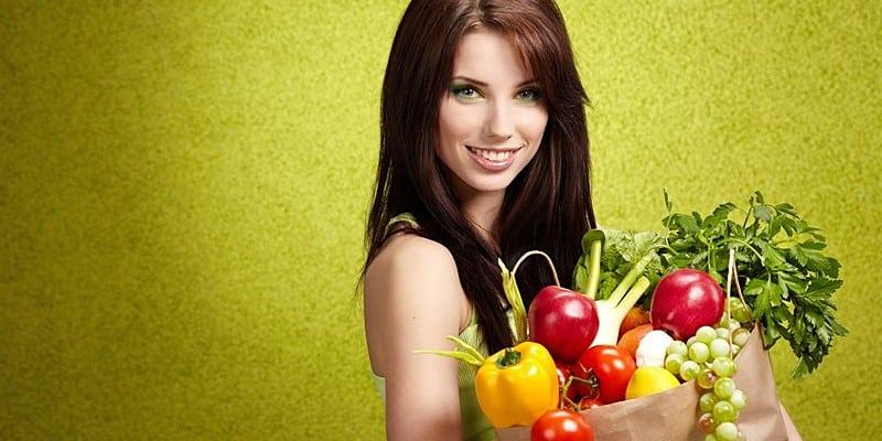 Фрукты и овощи для похудения и выведения жира