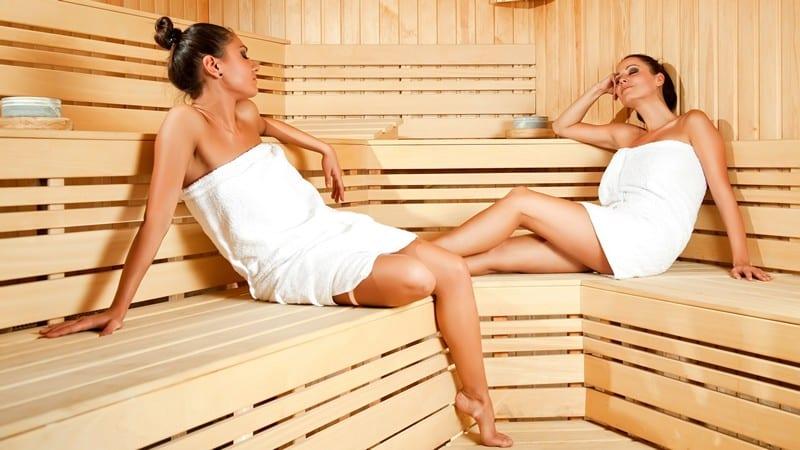 как похудеть в попе баня