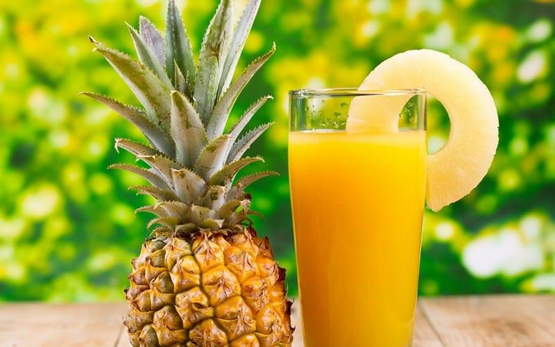 диета ананас с водкой