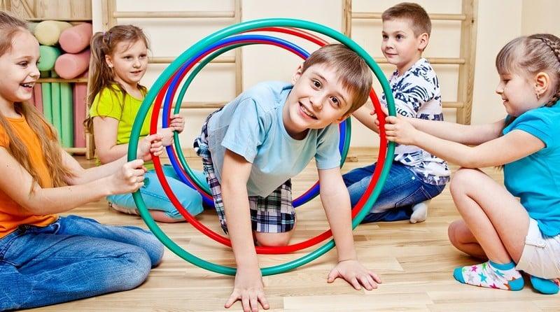 как организовать детскую гимнастику