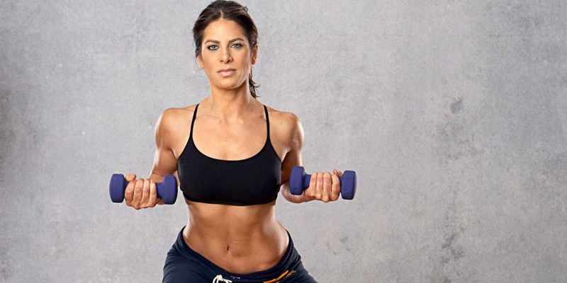гимнастика для похудения джиллиан майклс
