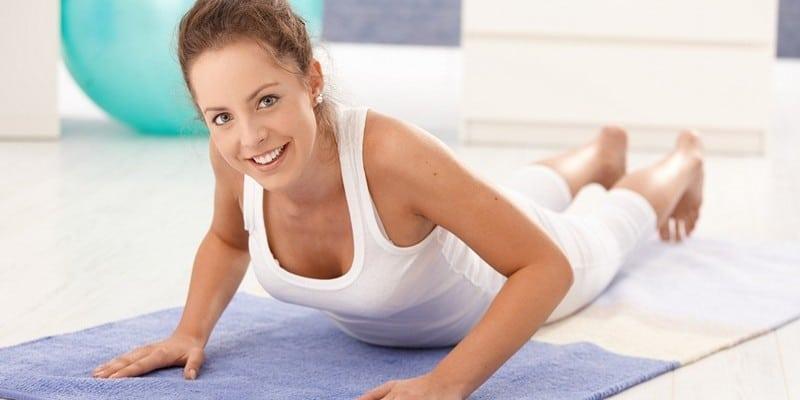 лечебная гимнастика для похудения