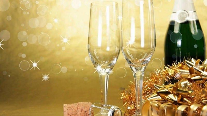 шампанское как влияет