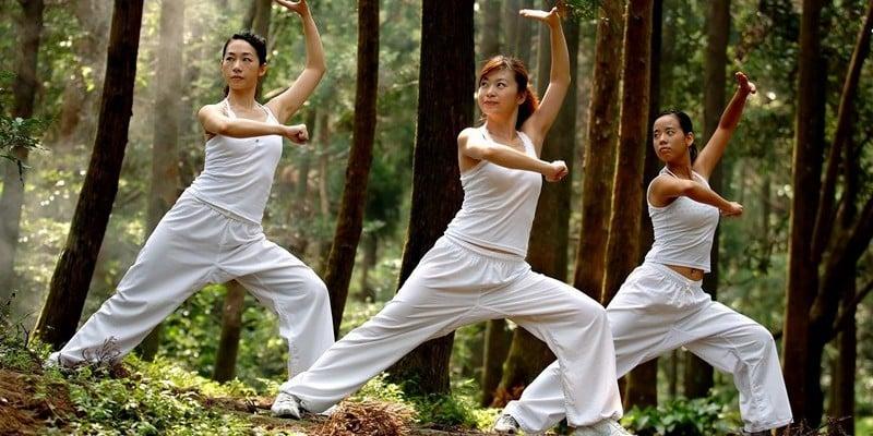тайская гимнастика для похудения