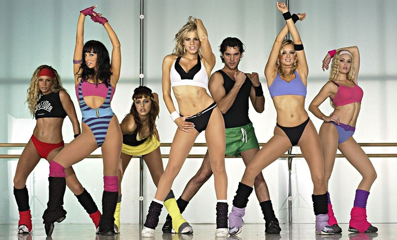 танцы для похудения