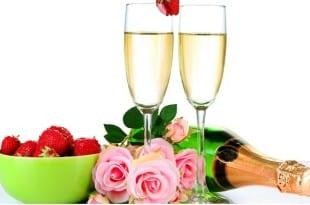 Можно ли поправиться от шампанского?